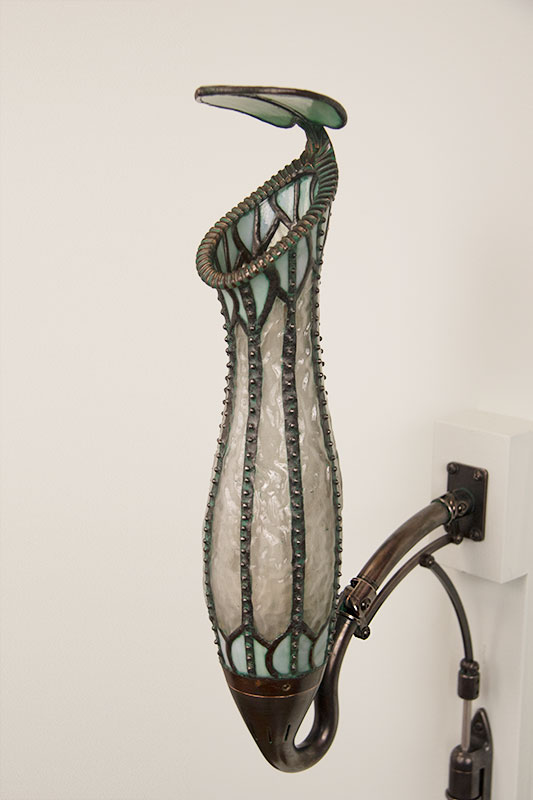 Pitcher Plant Lamp unlit