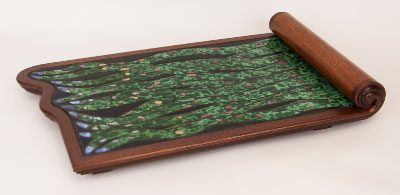 Thumbnail of the Scroll Tray